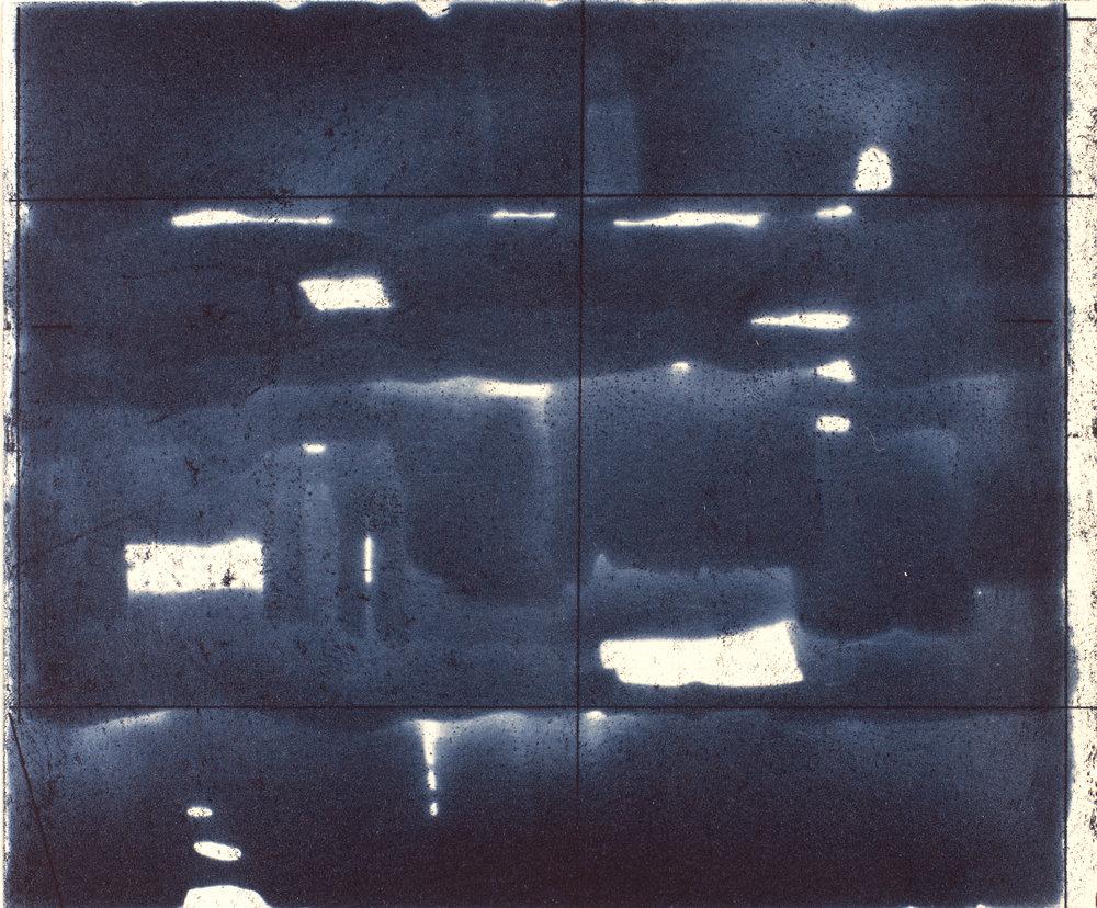 JOHN ZURIER | Indigo | 2016