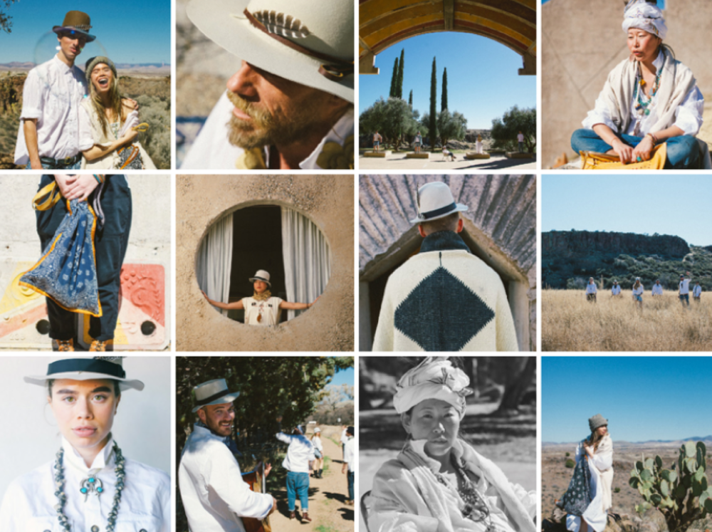 images from the rth arcosanti summit. photocredit RTH Shop