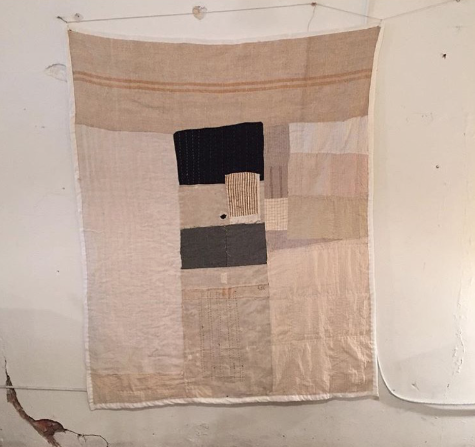 The work of Mississippi textile artist Coulter Fussell.