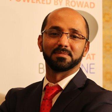 Adeeb QasemDirector|Founder at ROWAD Foundation -