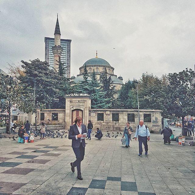 Şişli Merkez Camii / Sisli Centeral Mosque