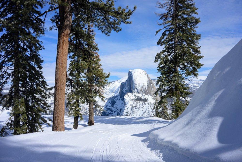 ae03c63077c Glacier Point in Winter — Climb Photos