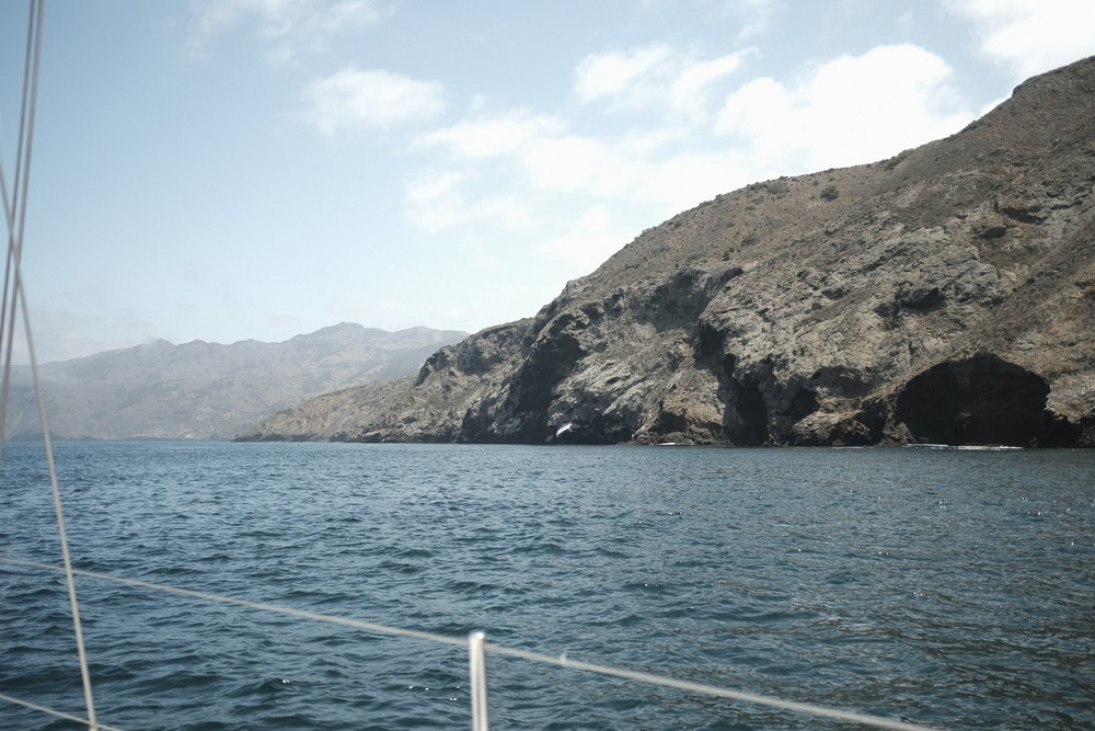 santa cruz island -
