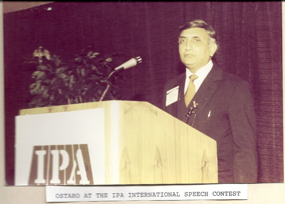 IPA Speech Contest