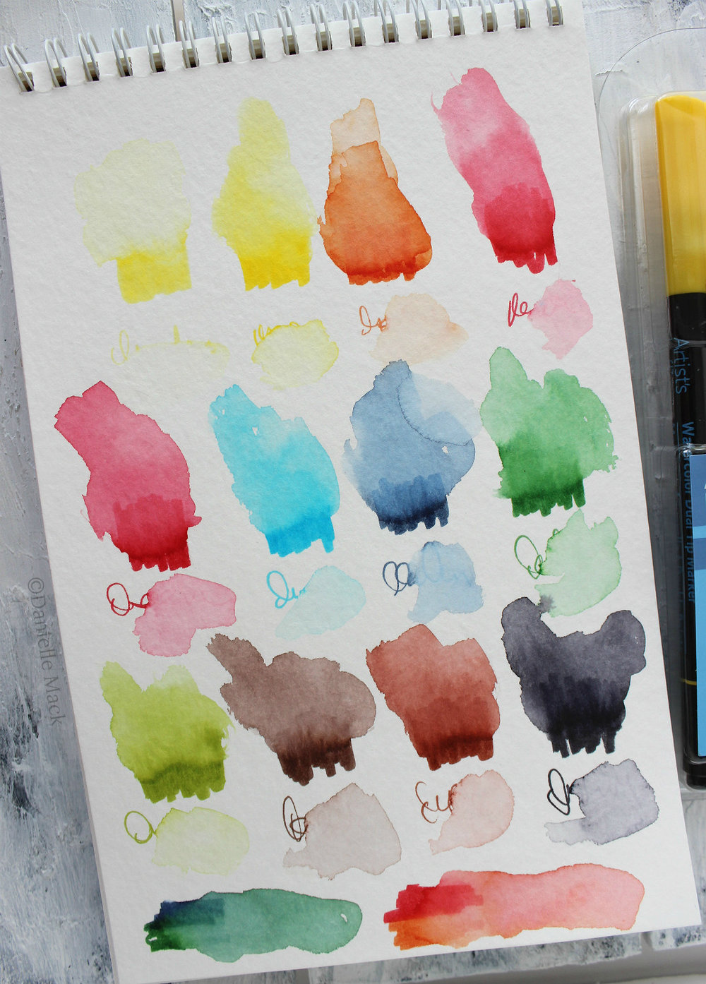 5 Reasons To Try The Artist S Loft Watercolor Markers