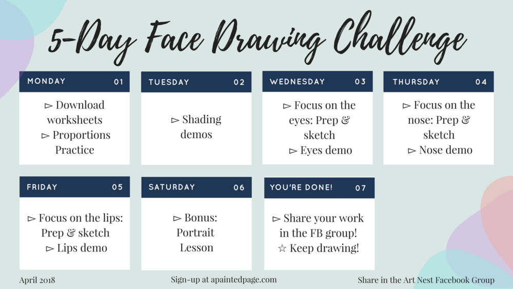5 Day Face Drawing Challenge.png