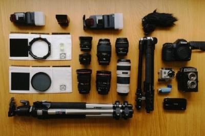 The Essential Pro Equipment