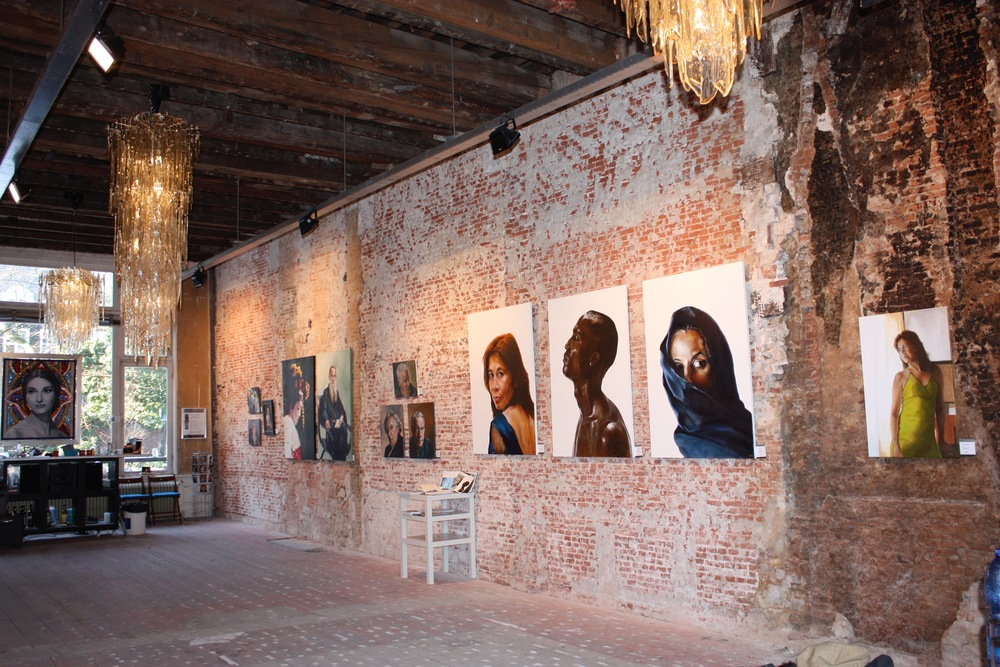 Galerie LaRaven, Amsterdam