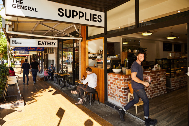 EATERY & SUPPLIES -