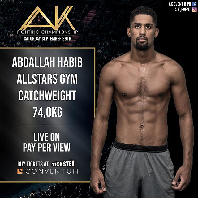 @abbehab @sargon.orahim and @bilaltipsaev will go to war at AK Fighting Championship in 10 days! Buy tickets and support our warriors on site or check out the PPV stream live from the event! @akevent_pr