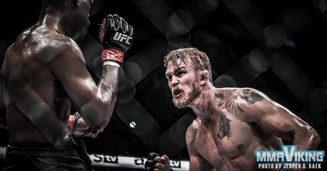 @jonnybones will soon be back in action, I think we all would like to see @alexthemauler give him a warm welcome back 🏆 photo taken by @jbaeks for @mmaviking