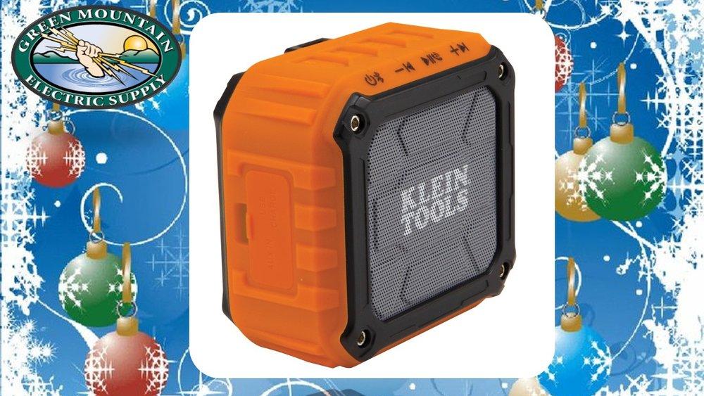 Klein Speaker.jpg