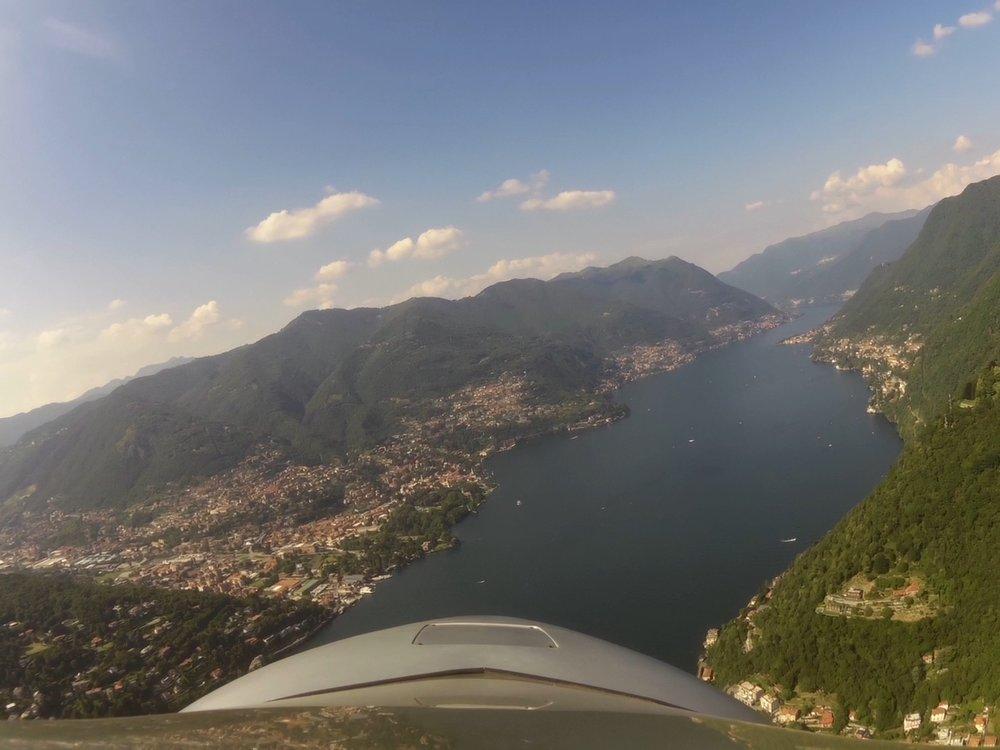 Arriving Lake Como Italy.jpg