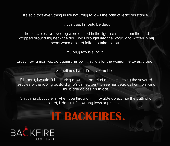 Backfire Prologue Teaser