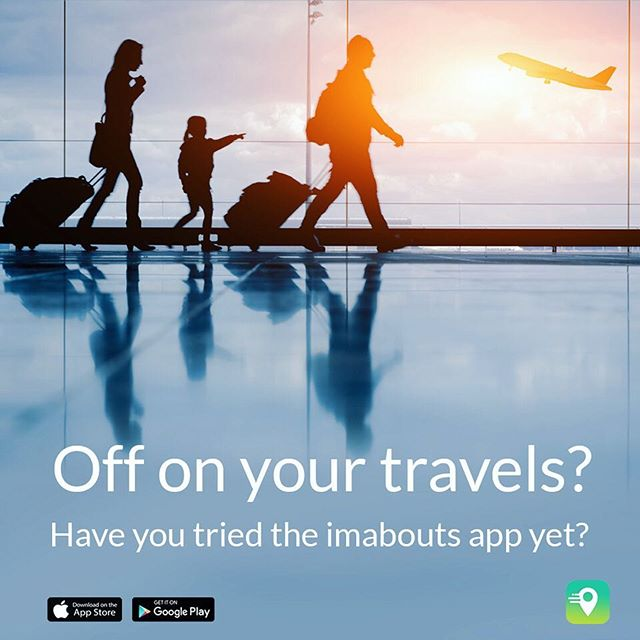 Off on your travels?✈️ 🌎 Don't miss out on a chance to meet your friends or colleagues! Imabouts app makes meeting up a whole lot easier, just log a few details - where you'll be and when - and we'll tell you if any of your contacts will be nearby. Never miss an opportunity to meet, wherever your are!  #imabouts #travel #airport #lovetotravel #travelphotography #traveling #businessman #businesstrip #businesstravel