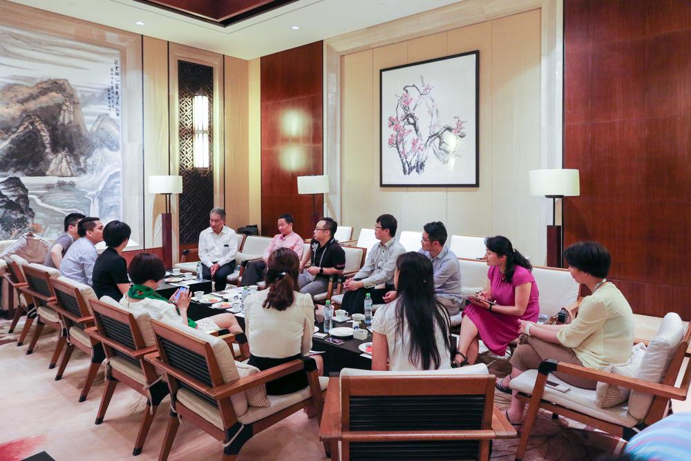 Exclusive VIP Meeting