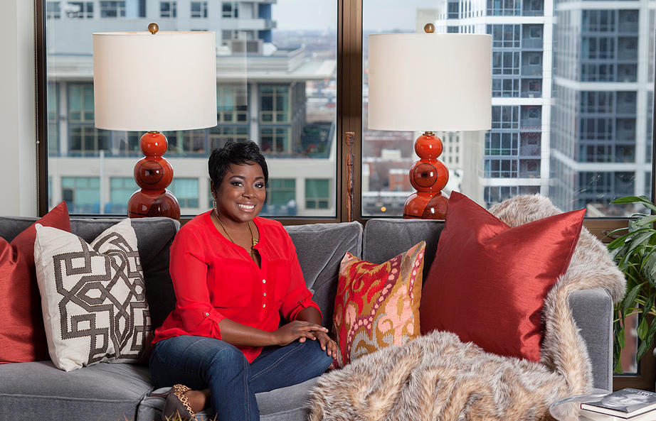 Tiffany Brooks of Tiffany Brooks Interiors
