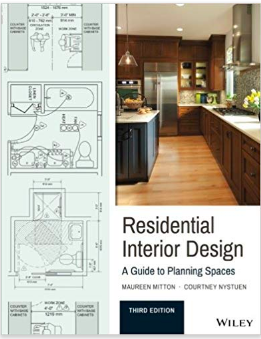 residential interior design planning spaces book