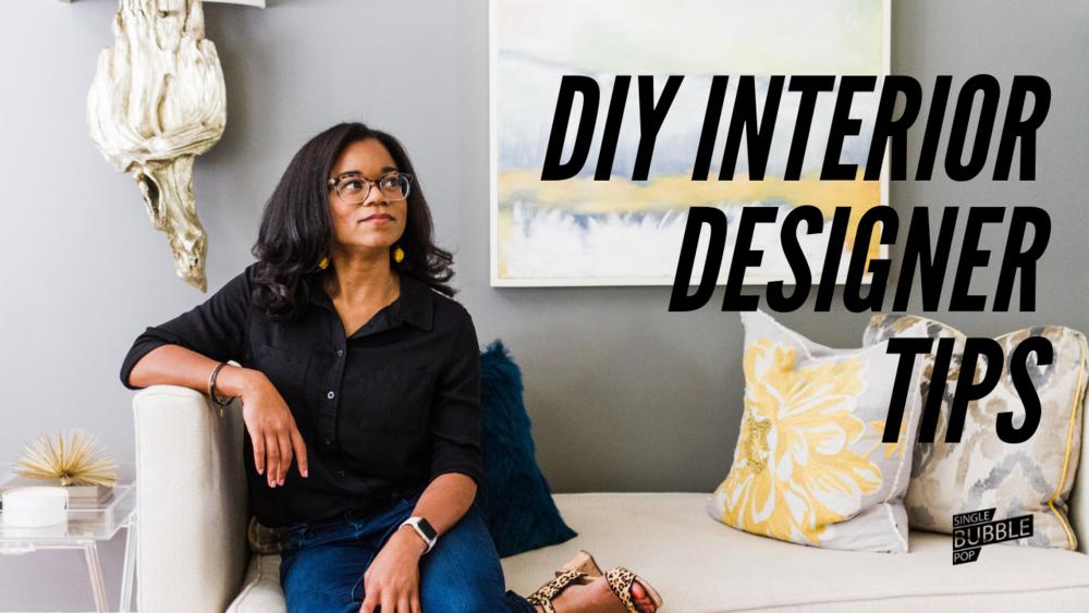 DIY interior design tips