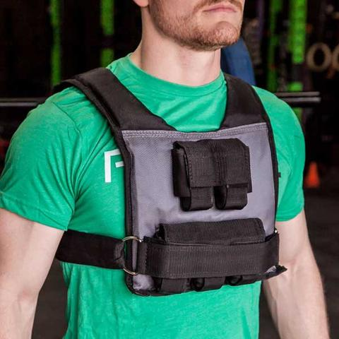 Weight Vest - Fitness Gear Health Alchemist Training
