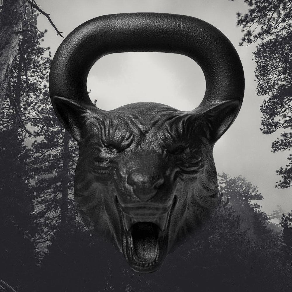 Animal Face Kettlebells -