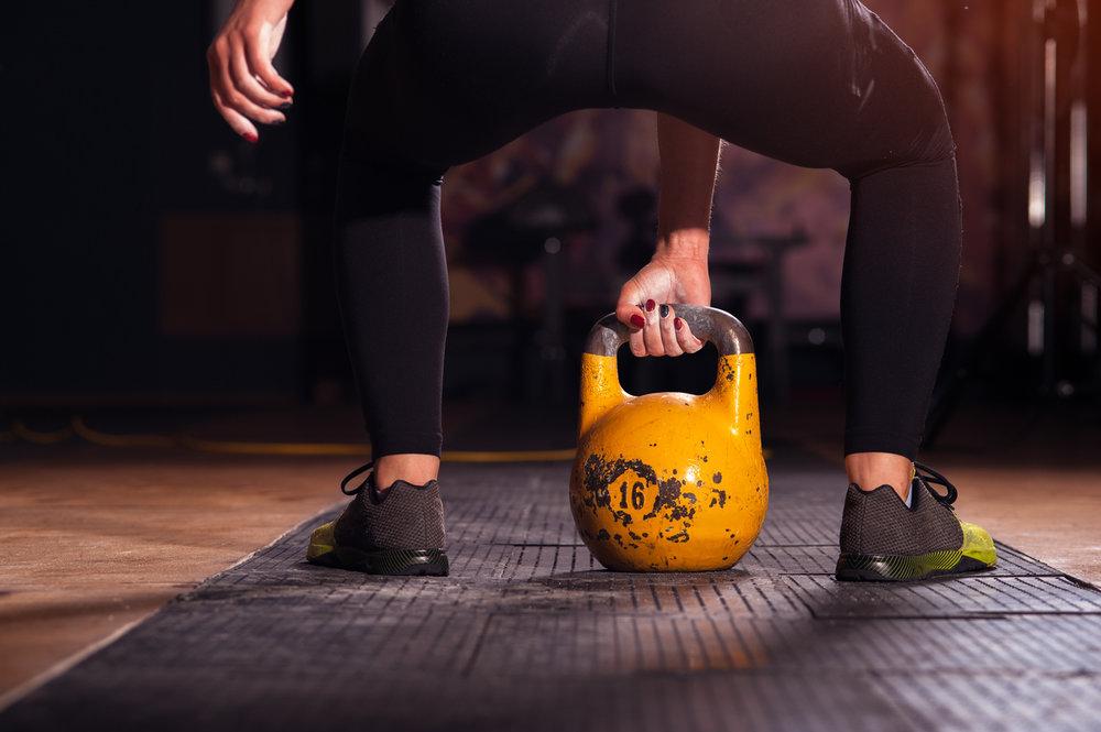 Swinging Steel Kettlebell Challenge - Kettlebell Workout - Health Alchemist