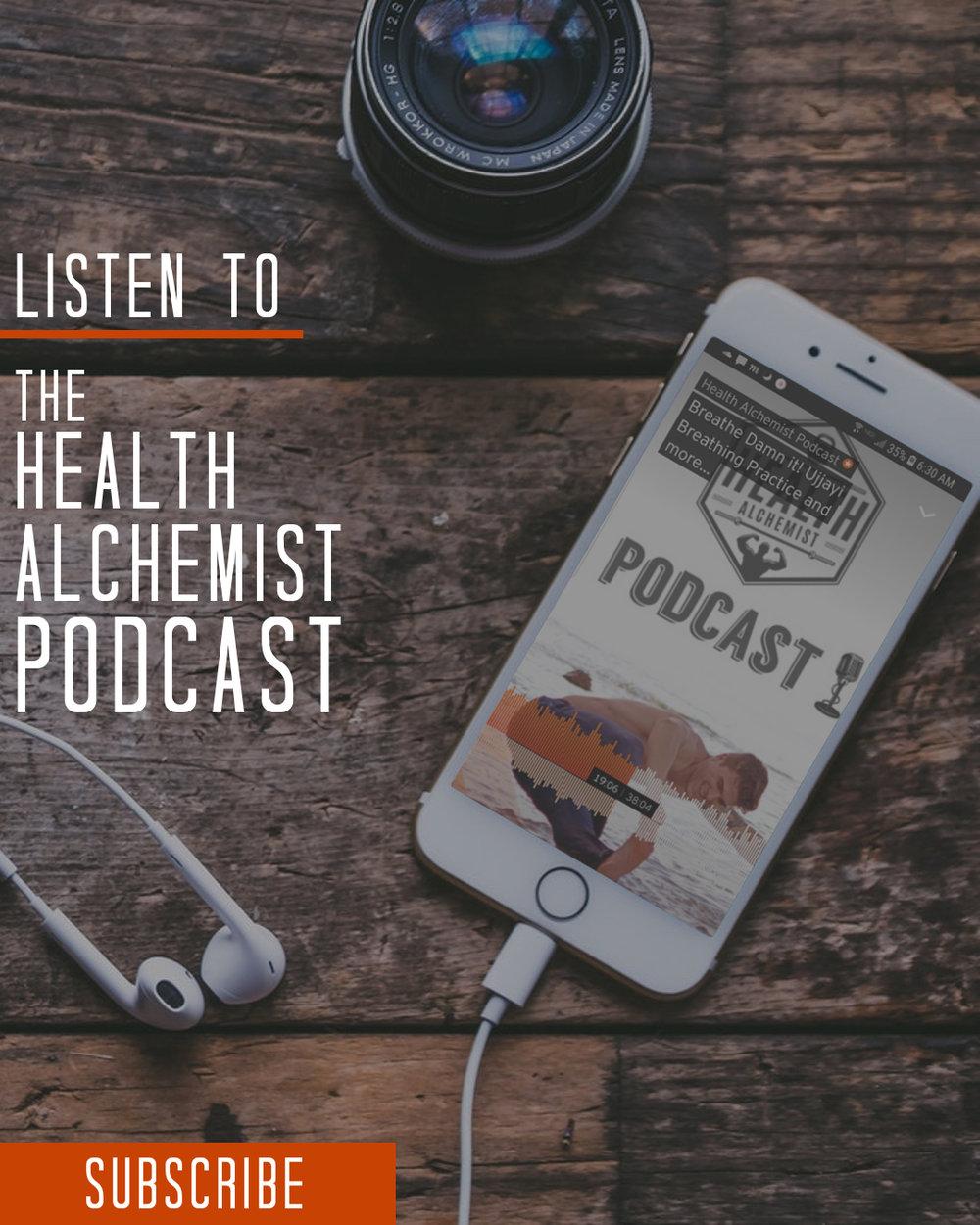 Health Alchemist Podcast - health alchemist training.com