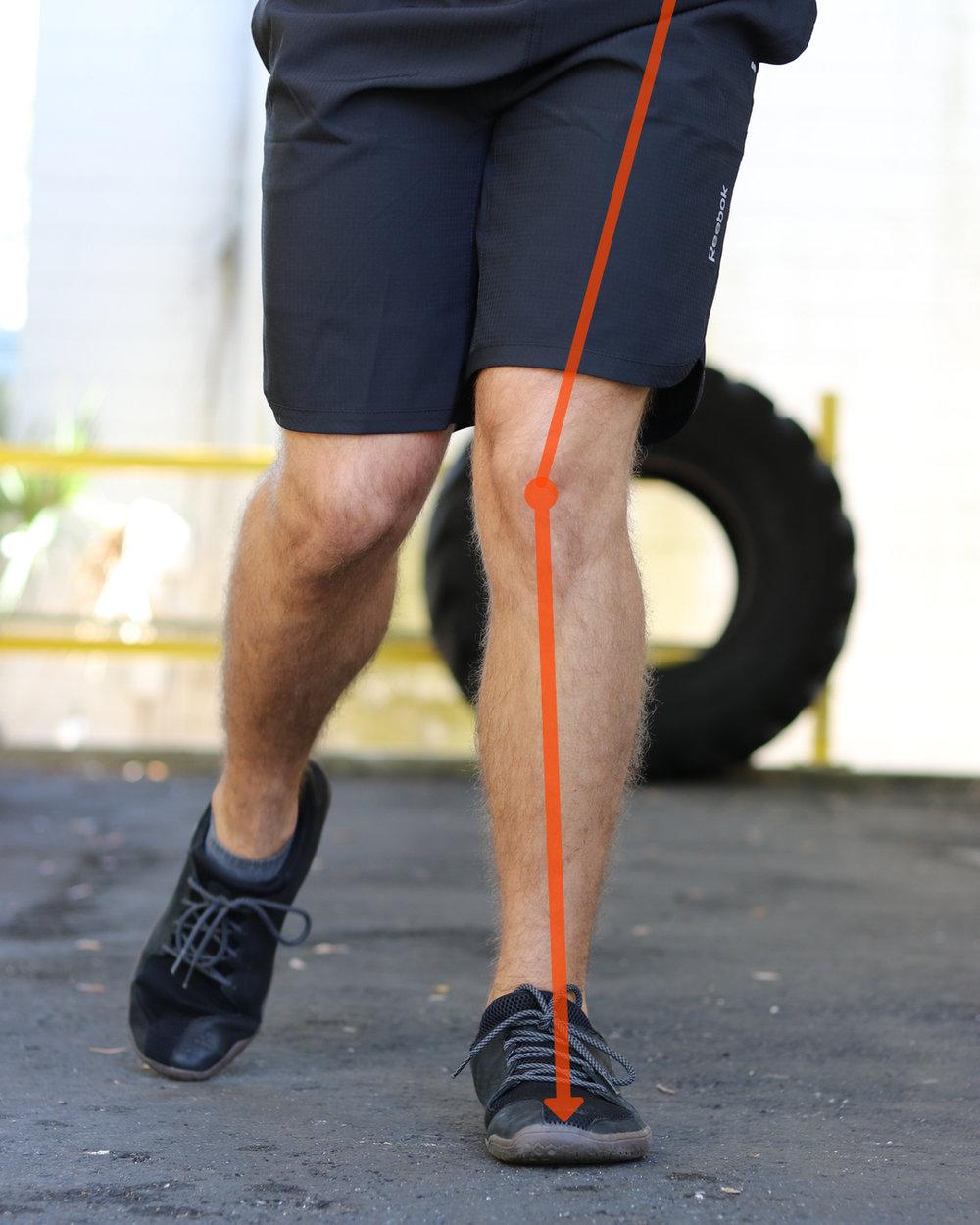 Valgus Fault - Knee Collapse