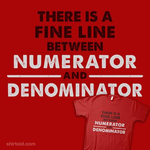 numerator-and-denominator