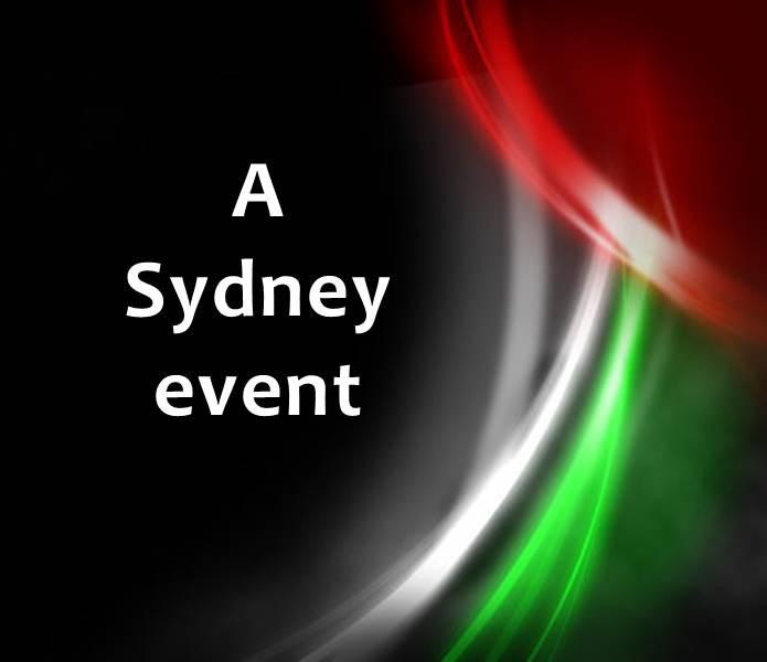 BDS Conference, Sydney — Australian Friends of Palestine Association