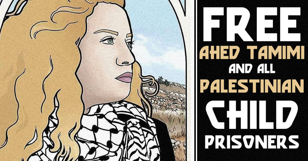 - Australian Campaign to End Israel's Military Detention of Palestinian Children - email the Foreign Minister today!