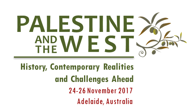 - Palestine & the West Symposium