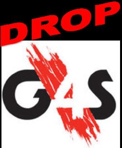Drop G4S: Say NO to securing injustice - #DropG4S