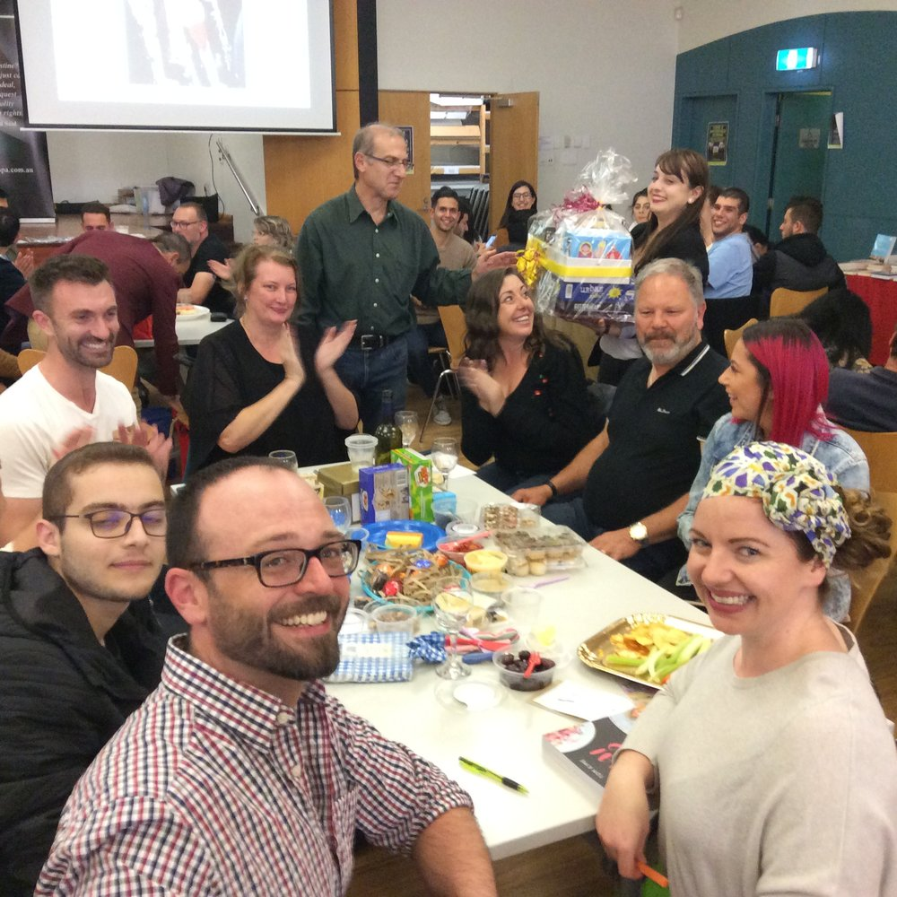 AFOPA Quiz Night, 14 April 2018