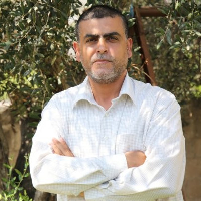 Akram Al Satarri, Gaza Strip.