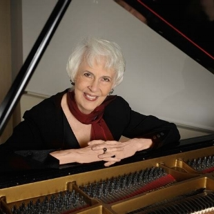 Patricia Parr (author/pianist)