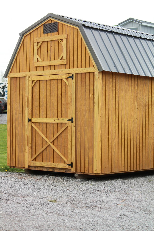 pressure treated lofted barn metal roof.JPG