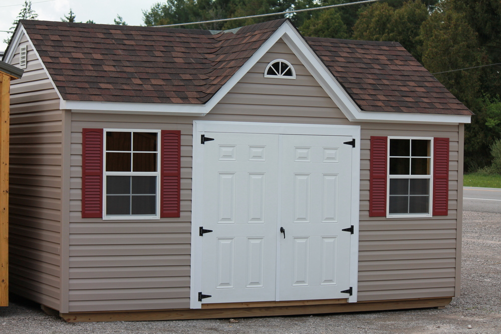 vinyl garden shed with dormer.JPG