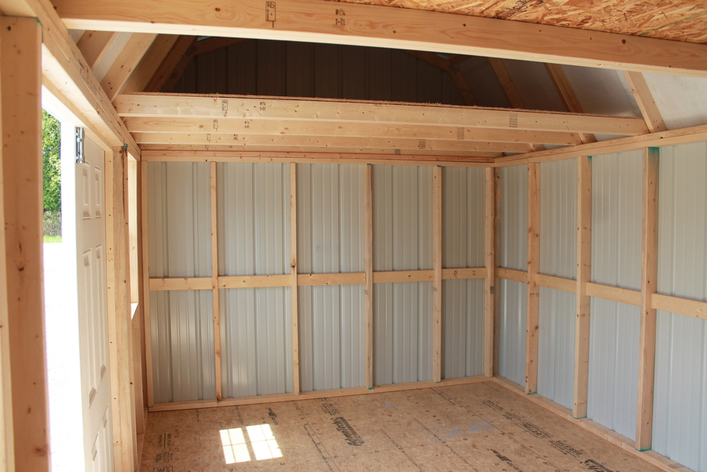 interior of side lofted metal barn.JPG