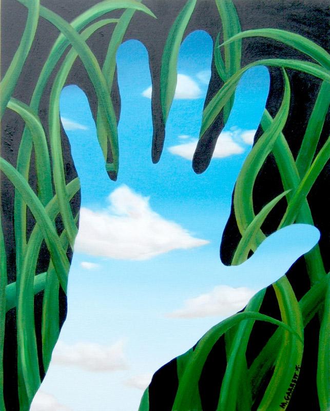 'Main de Magritte'