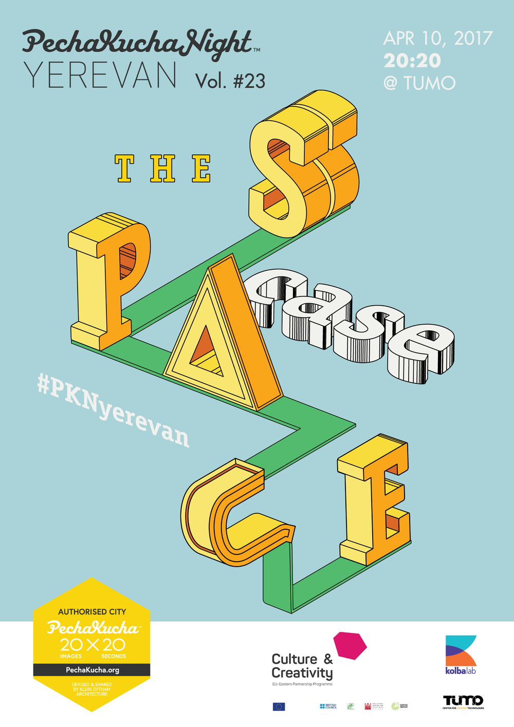 Vol. 23 - The Space Case - Exploring the concepts of space vs place, public vs private, challenges of housing, what big data means for architects, international architecture parallels, and more.Poster by Peno Mishoyan / Proper