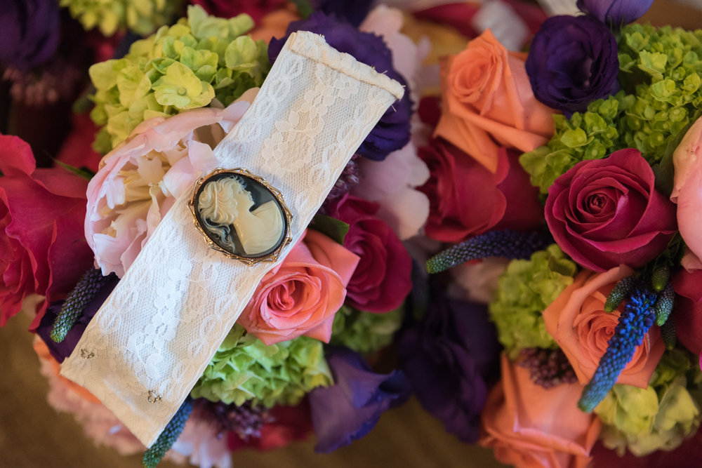 DETAILS - You've spent so much time planning flowers, table decorations, favors, and all the little details that go into your wedding day. After all that hard work and effort, you'll be happy to have photos of each precious memento.