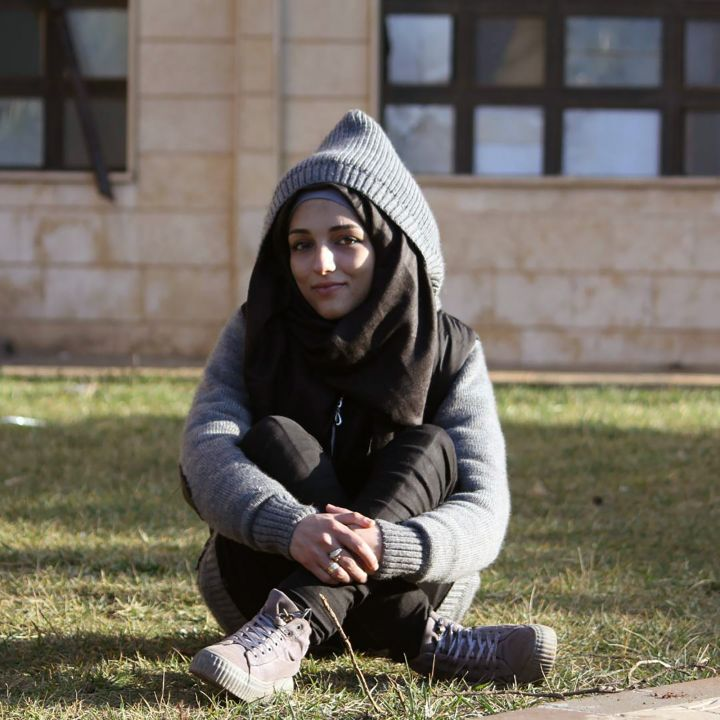 REFINERY29: TWO WOMEN ON WHAT IT'S REALLY LIKE TO LIVE IN SYRIA NOW