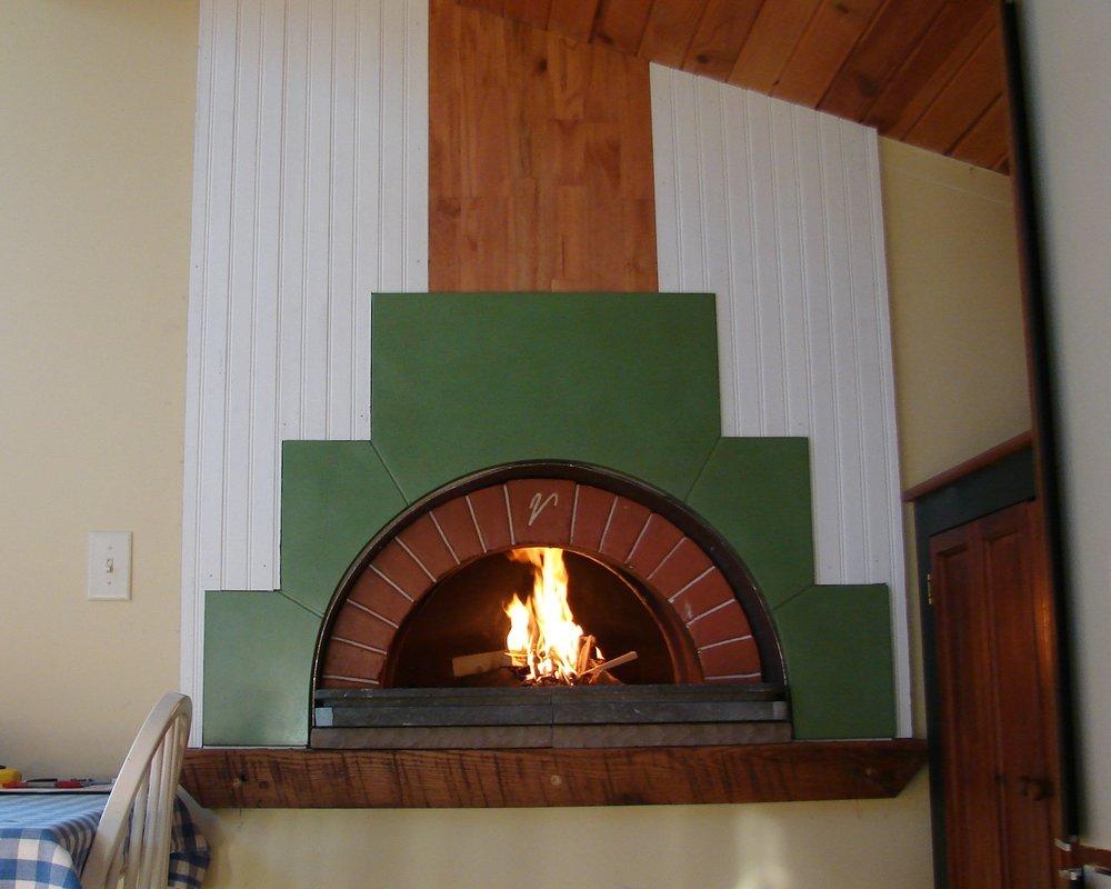 wood fired brick ovens u2014 d l fireplace gardens