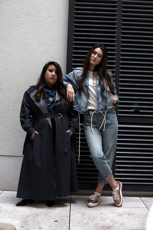 Es sind außerdem noch so viele tolle Fotos mit meiner  Yasmeen  erstanden. Hier ist eines davon. Wenn ihr mehr von ihrem Look sehen wollt, dann schaut doch bei ihr auf dem  Blog vorbei. Ich verrate Euch schon mal etwas: sie hat ein paar Bilder mehr von uns hochgeladen ;)