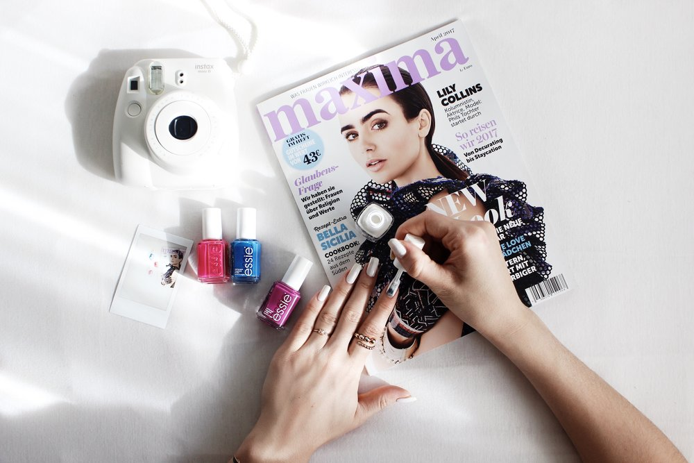 NAIL CARE & ESSIE REVIEW
