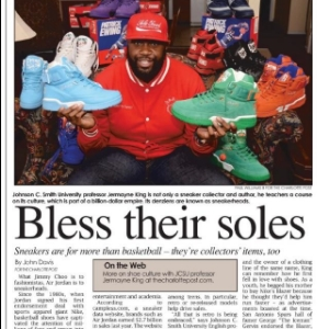 Bless Their Soles Article - John Davis