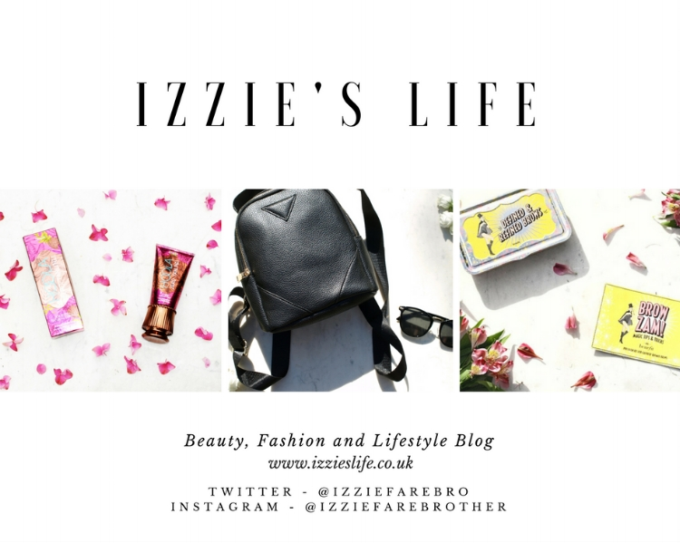 blogger of the month izzie from izzie's life