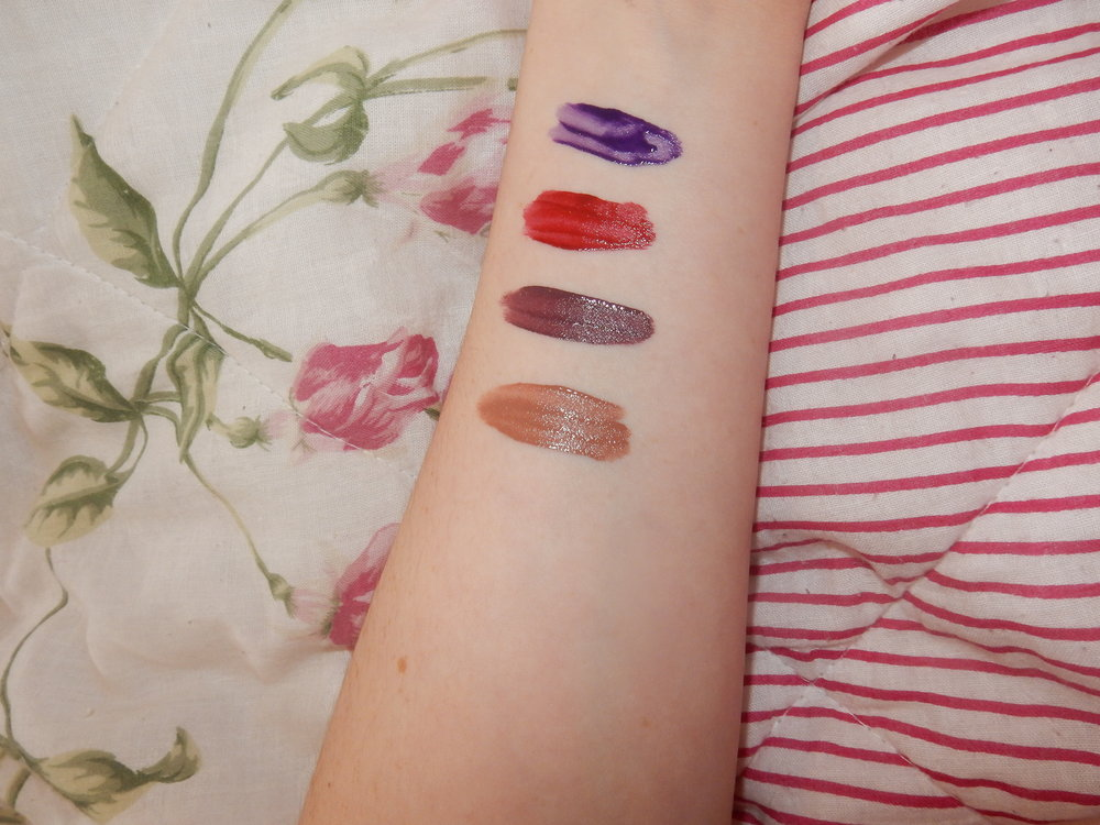 beauty blogger reviews nur besten matte lipsticks