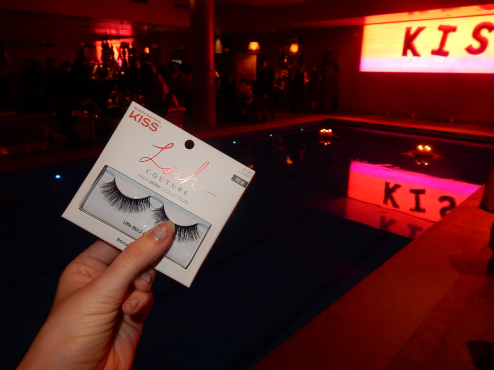 Pixie Lott X Kiss Cosmetics Party Blogger Event